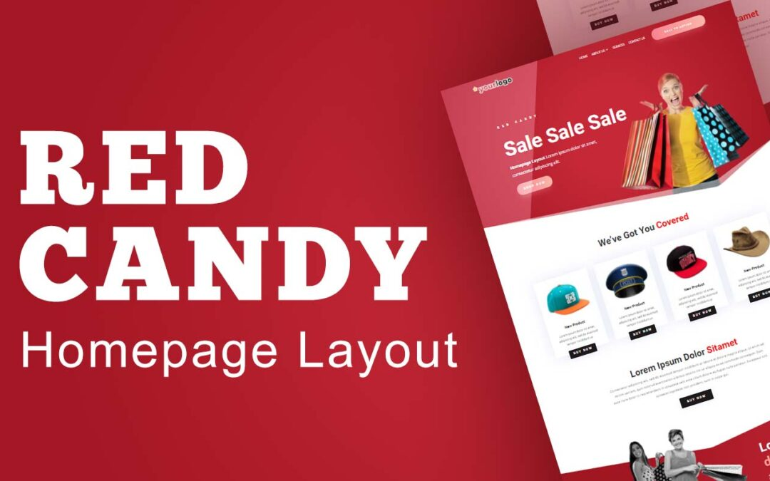Red Candy layout